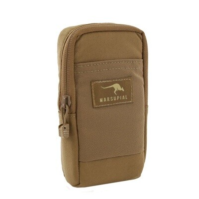Marsupial Large Zippered Pouch