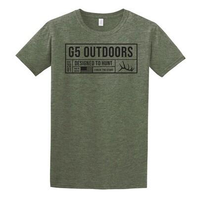 G5 Mosaic Elk T-Shirt