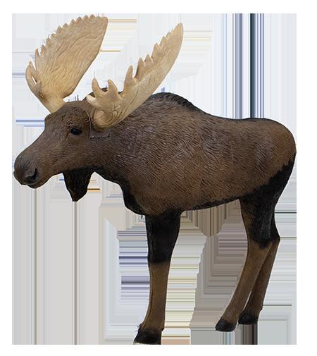 Rinehart 1/3 Scale Woodland Moose Target