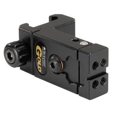 Black Gold Quick Link Adapter for Moveable Sights