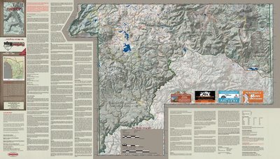 Flatline Maps Arizona Hunt Unit 1