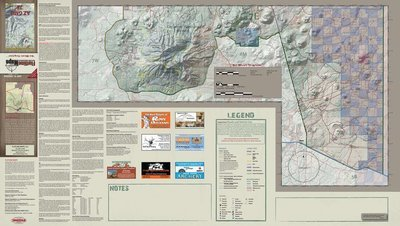 Flatline Maps Arizona Hunt Unit 7 East