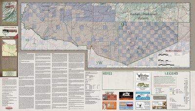 Flatline Maps Arizona Hunt Unit 9