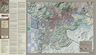 Flatline Maps Arizona Hunt Unit 11M