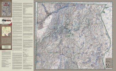 Flatline Maps Arizona Hunt Unit 13B
