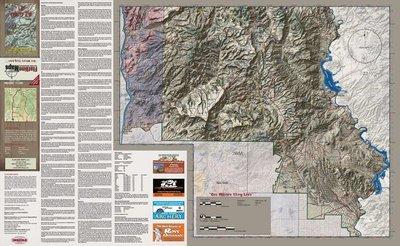 Flatline Maps Arizona Hunt Unit 21