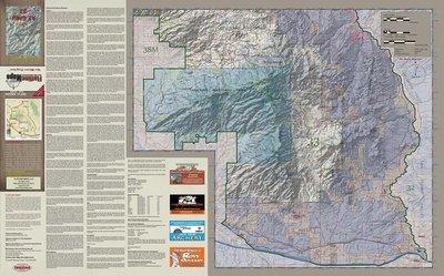 Flatline Maps Arizona Hunt Unit 33
