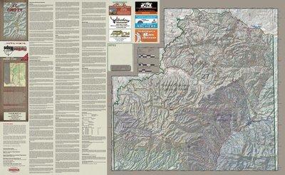 Flatline Maps Arizona Hunt Unit 27