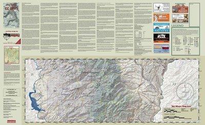 Flatline Maps Arizona Hunt Unit 22 North