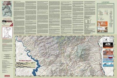 Flatline Maps Arizona Hunt Unit 22 South
