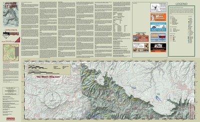 Flatline Maps Arizona Hunt Unit 23 North