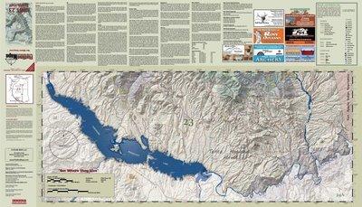 Flatline Maps Arizona Hunt Unit 23 South