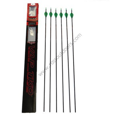 Victory VAP TKO Sport 6 Pack Arrows