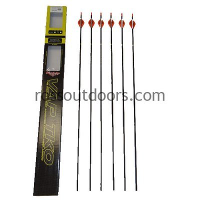 Victory VAP TKO Elite 6 Pack Arrows