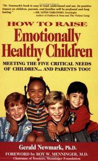 How to Raise Emotional Healthy Children