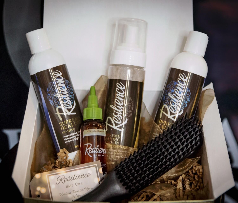 Resilience Haircare Giftbox