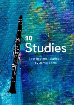 Beginner Clarinet Studies 1