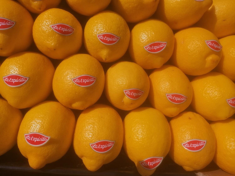 Citrons jaunes par 3