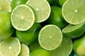 Citrons verts par 3