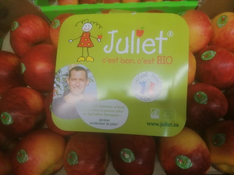 """Pommes """"juliet"""" BIO"""