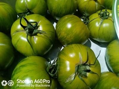 "Tomates ""green zébra"""