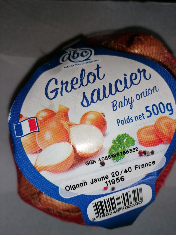 Oignon grelot saucier
