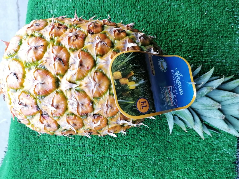 Ananas par avion