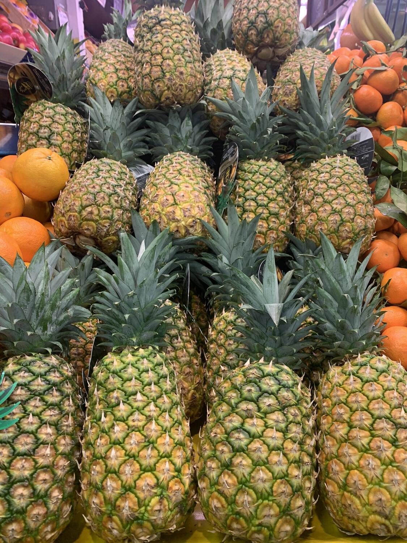 "Ananas ""extra sweet"" à la pièce"