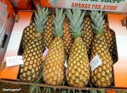 """Ananas """"pain de sucre"""""""