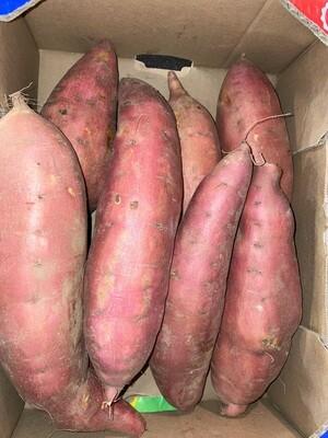 Patates douces Françaises