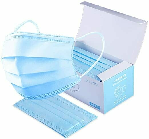 Surgical Mask ( Box of 50 )