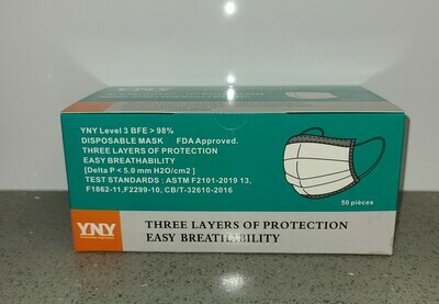 Surgical Mask Level 3 ( Box of 50 )