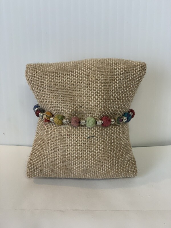 Kantha Orb Bracelet 236-11-20