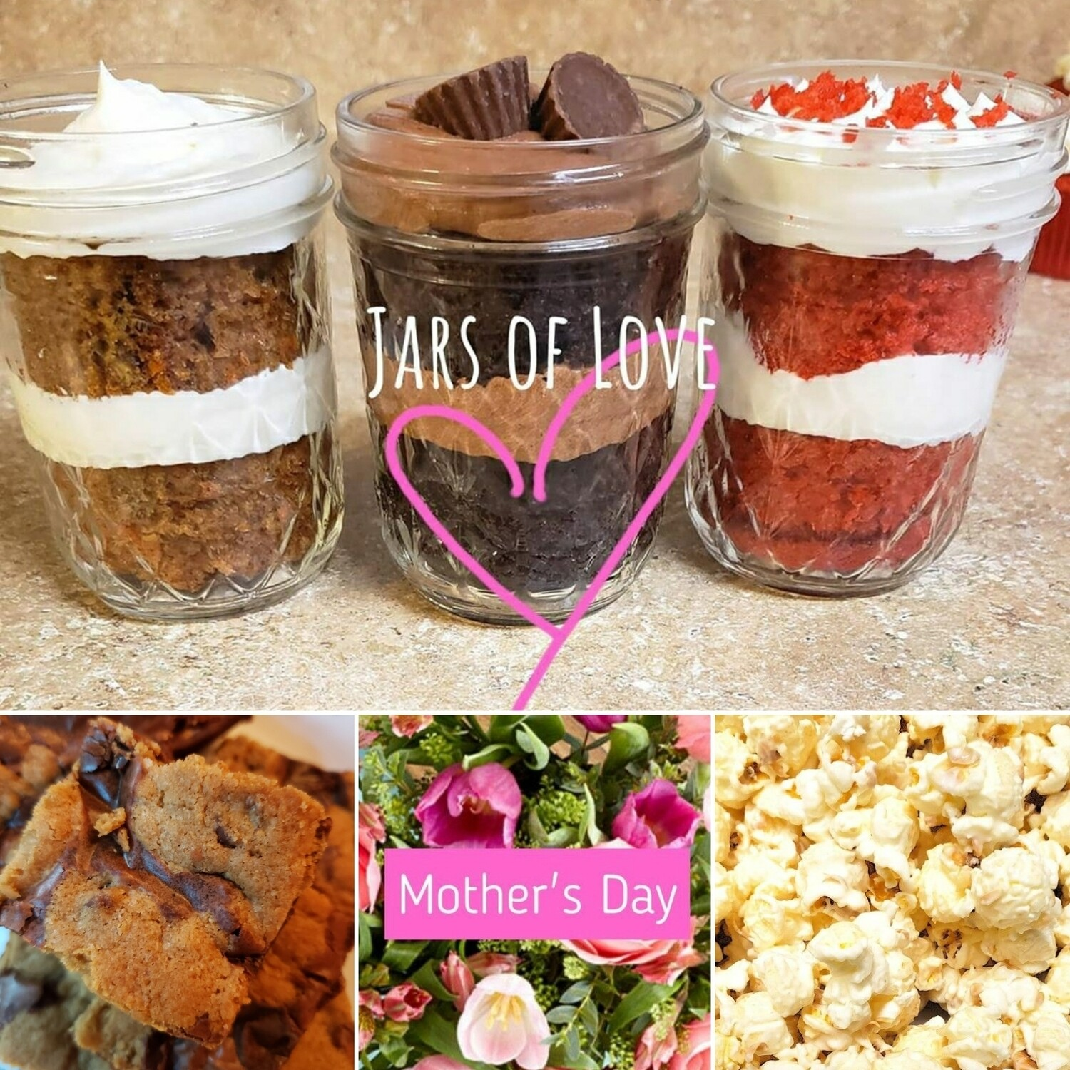 Mother's Day Snack Pack