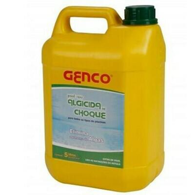 Algicida Choque Genco - 5l