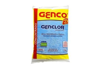 Cloro Estabilizado Genclor 1Kg