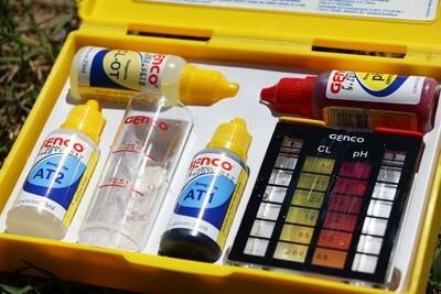 Estojo Teste 3/1 Genco PH/CL/AT