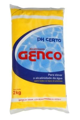 Ph Certo Alcalinizante Genco 2Kg