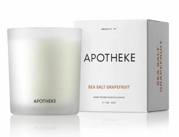 AK028 Sea Salt Grapefruit Candle