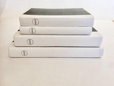 EL005 Coco Books - Off-White