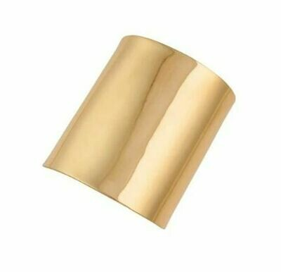 Large Gilded Cuff