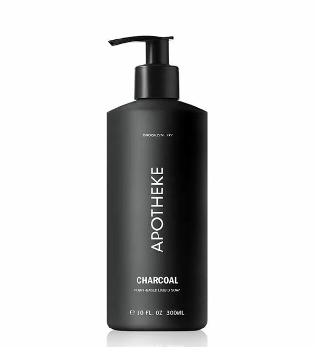 AK011 Charcoal Liquid Soap