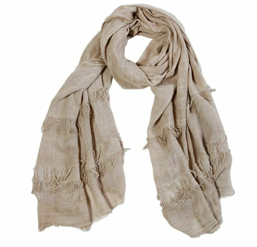 PM240 Lisbet Scarf - Taupe
