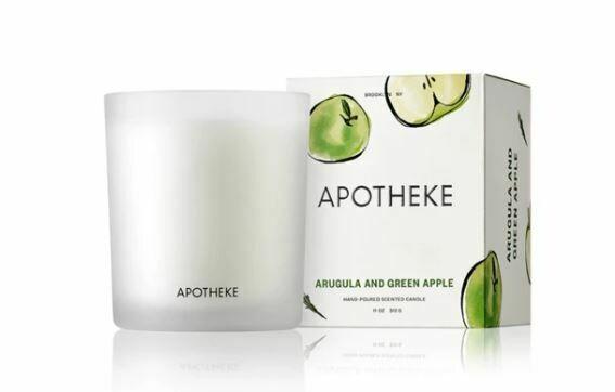 Arugula + Green Apple Candle