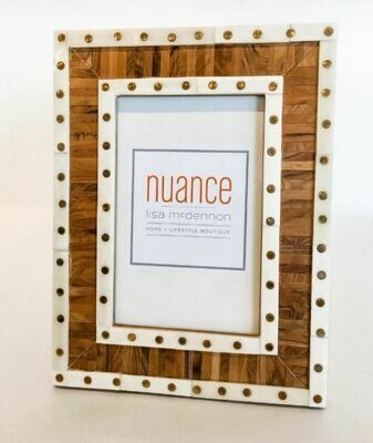 SH275 Mansa Two-Tone Picture Frame 4