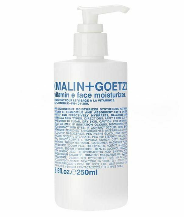 MZ025 Vitamin E Face Moisturizer 8.5 oz