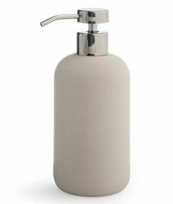 KX004 White Porcelain Lotion Dispenser