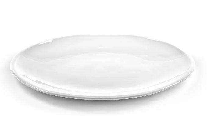 Large Flat Plate Natura