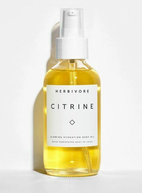 HE033 Citrine Body Oil 2 oz.