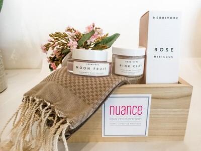 Herbivore Blush Gift Set